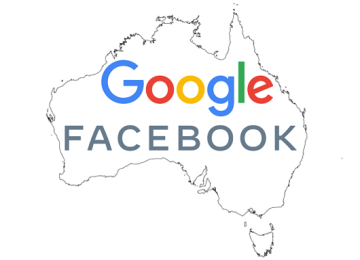 Australia Will Make Facebook and Google Pay Media Outlets for News Content