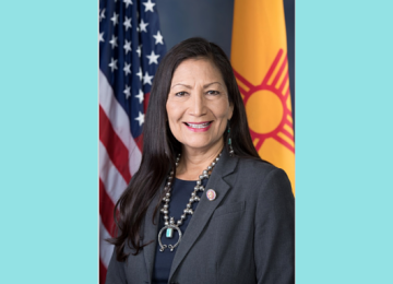 Biden Nominates Rep. Deb Haaland as Interior Secretary in Historic Selection