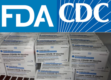 FDA and CDC Recommend 'Pause' in Use of Johnson & Johnson COVID-19 Vaccine