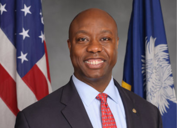 Once Reluctant, Tim Scott, GOP's Only Black Senator, Now Leads on Race