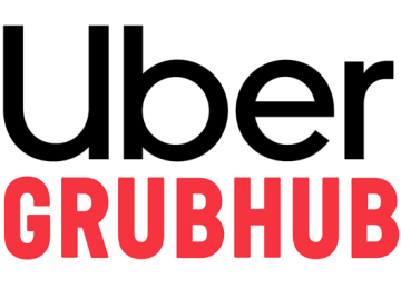 Uber Makes a Bid for GrubHub