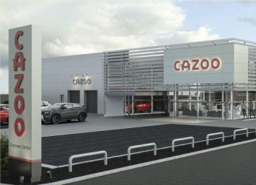UK Used Car Marketplace Cazoo To Go Public in US Via Merger with Ajax I SPAC