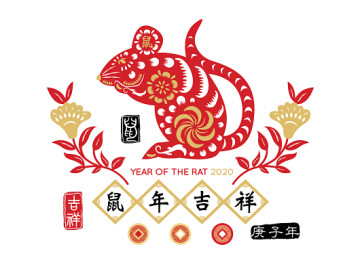 New Beginnings With the Year of the Rat
