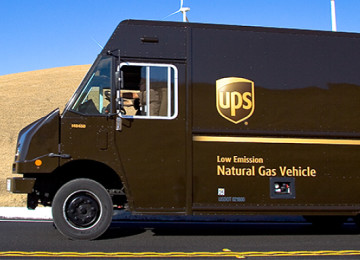 UPS Beats Estimates, But Acknowledged Margin Pressure From Deliveries