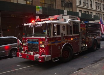 New York City First Responders Have Extremely High Coronavirus Infection Rates