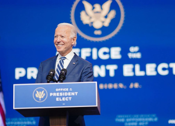 Tuesday's Safe Harbor Provision Locks In Biden Victory, Trumping Alternate Facts
