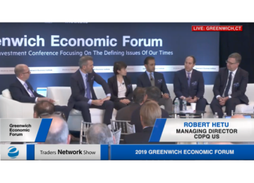 Travis Williamson, Nick Liolis, Hong Zhang, Jay Madia, Robert Hetu, and Mark Burgess Discuss Global Institutional Outlook at Greenwich Economic Forum | Traders Network Show – Equities News