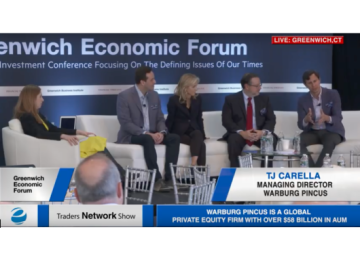 Hannah Kuchler, Alex Denner, Annie Lamont, Jason Bonadio, and TJ Carella Discuss Healthcare Innovations at Greenwich Economic Forum | Traders Network Show – Equities News