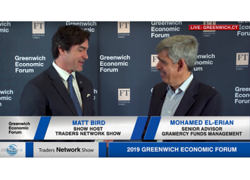 Mohamed El-Erian from Gramercy Funds Management Interview