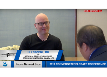 Uli Broedl Exclusive One-on-One Interview at 2019 Conv2x Conference | Traders Network Show – Equities News