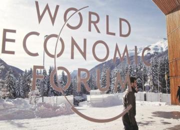 How Davos Became a Climate Change Conference