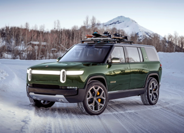 ​Is Rivian Growing into Serious Competition for Tesla?