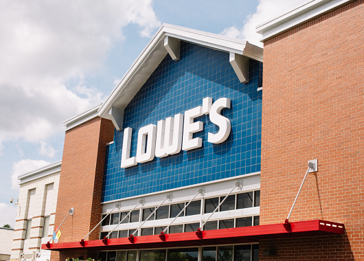 Lowe's Beats Fiscal Q4 Estimates But Warns Sales Growth Could Slow Post-Pandemic