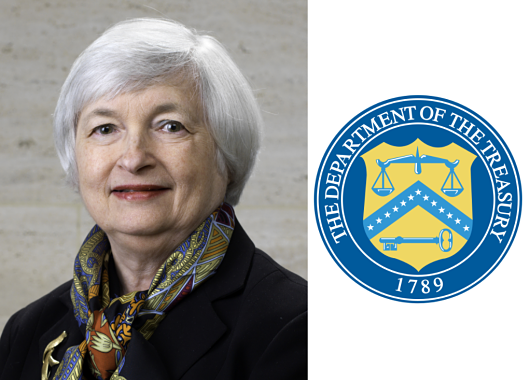 Janet Yellen Urges Congress To 'Act Big' on Coronavirus Spending in Order To Save Economy
