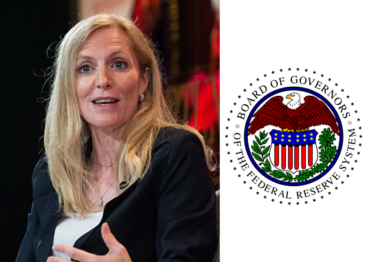 Federal Reserve Governor Brainard Says Financial Firms Must Address Climate Risks Now