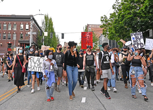 Seattle Police Clear Capitol Hill Protest Zone After Flares of Violence