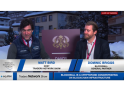 Dominic Briggs Partner at Blockwall Interview with Matt Bird Live from World Economic  Forum | Traders Network Show – Davos, Switzerland