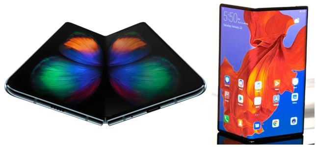 Jeff Kagan: Comparing Galaxy Fold and Mate X Folding Smartphone