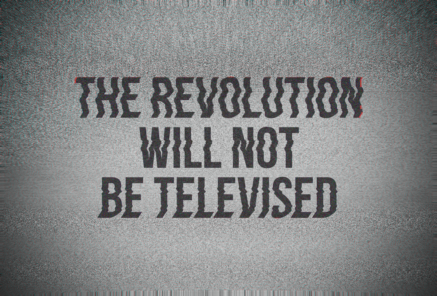 The Revolution Will Be Televised S02E06: Episode 6 ...