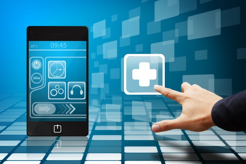 mobile health apps solutions market