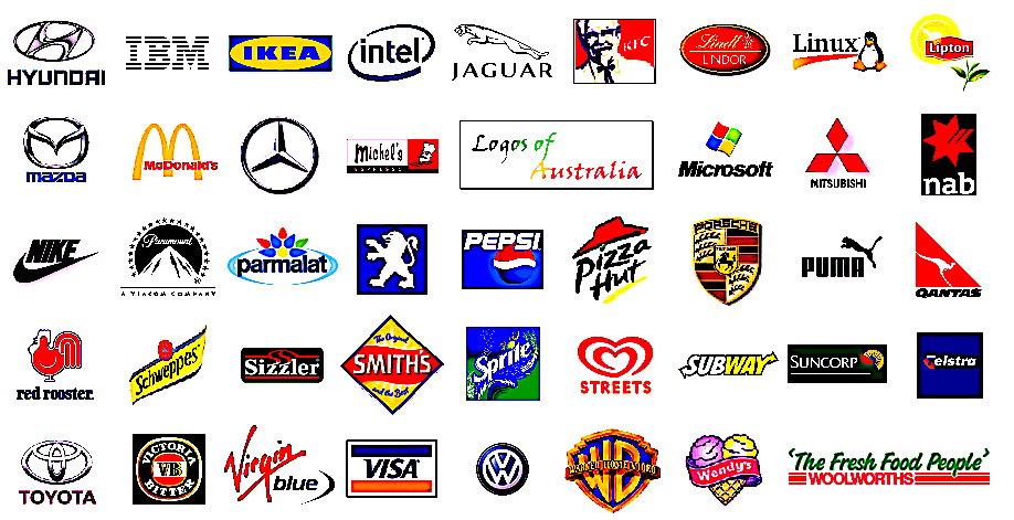 From Apple To Xerox The Evolution Of Iconic Logos