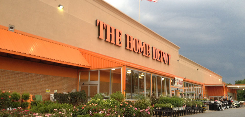 Image Via Mike Kalasnik/Flickr CC. Retail Giant Home Depot ...