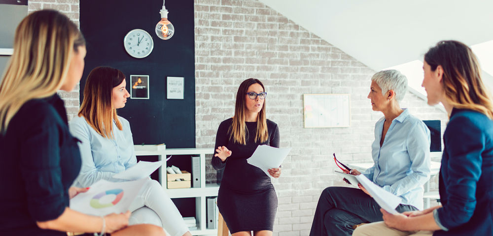 These 7 Organizations Help Women Business Owners Run Their