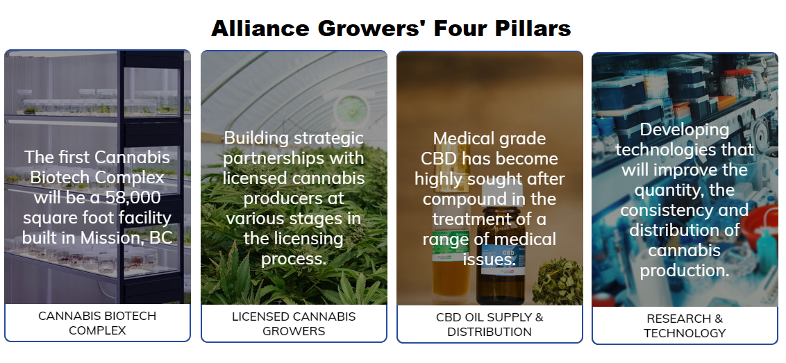 "Why Alliance Growers' ""Four Pillars"" Strategy Sets a Strong"