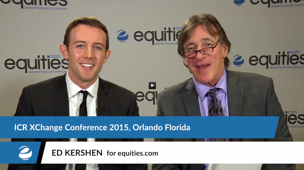 equities.com speaks with Joel Primus, President and Founder of Naked, Inc. at ICR XChange Conference 2015.