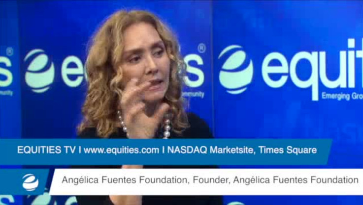 What is The Angélica Fuentes Foundation?