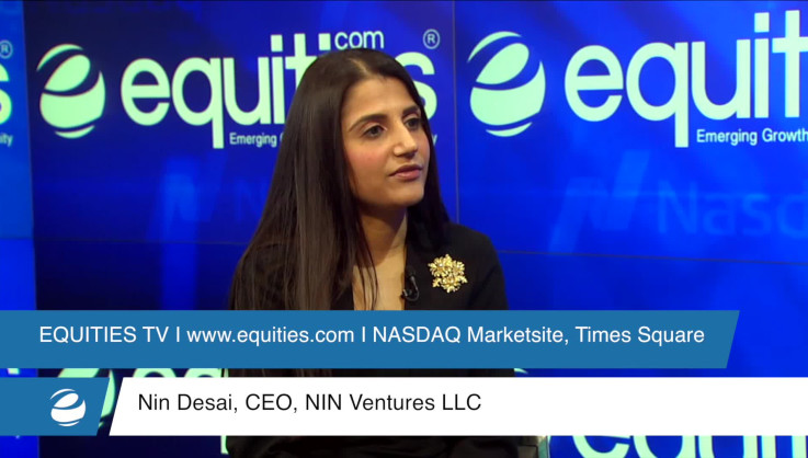 Interview with Nin Desai, CEO of NIN Ventures