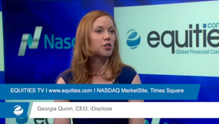 iDisclose CEO Georgia Quinn on New Opportunities for Female Entrepreneurs