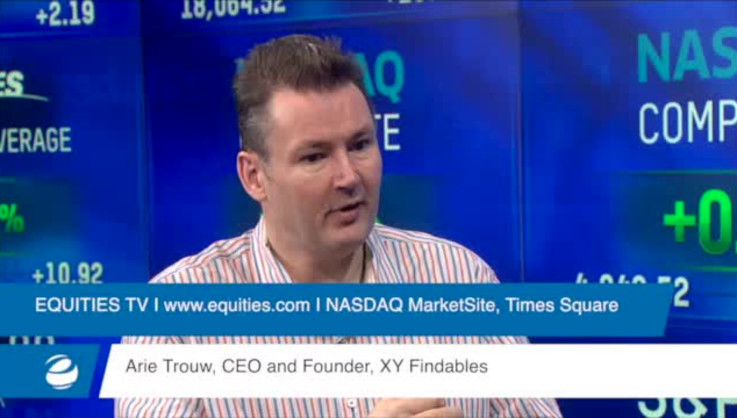 CEO Arie Trouw on XY Findables' Future Growth Plans