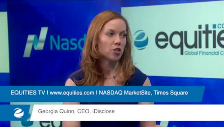 iDisclose CEO Georgia Quinn on Using Technology to Empower Entrepreneurs