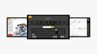 Key UI Screens