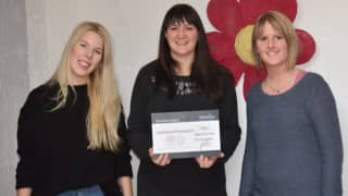Ergosign donates to the Kinder-Hospizdienst Saar