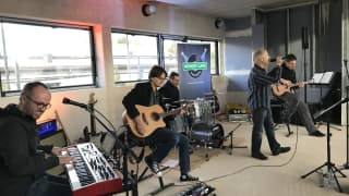 Die Band Memory Lane
