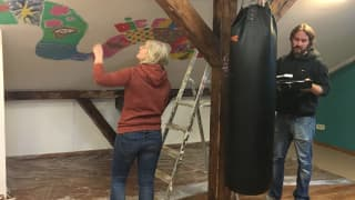 Team-Event im Alt Saarbrücker Kinder- und Jugendhaus