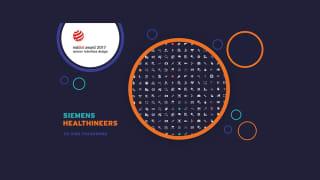 Icon Library der Siemens Healthineers PLM:UX