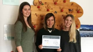 Ergosign donates for children with cancer