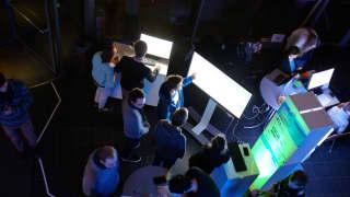 Ausstellung der Bachelor- und Masterprojekte