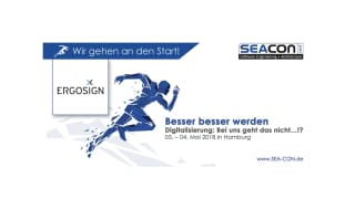 SEACON 2018. Thema: Digitalisierung