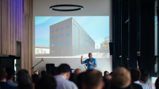 Einweihung des neuen Ergosign-Gebäudes
