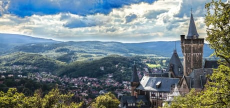 Harz - med härlig vandring