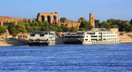Kryssning på Nilen, Kairo-Assuan