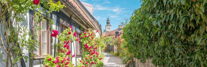 Cinderellakryssing till Visby