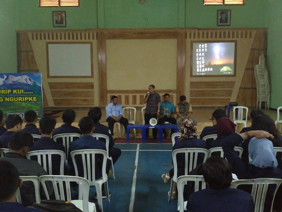 STMIK AUB Surakarta melaksanakan Kuliah Kerja Nyata