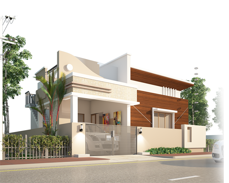 luxury villa for sale in thudiyalur