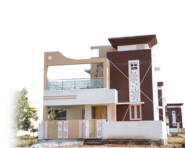 Gated communnity villas in coimbatore