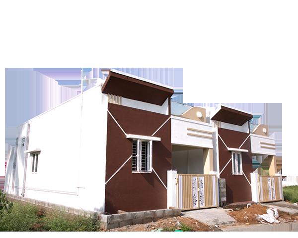 Gated community villa for sale in coimbatore